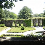 2010 0603 Edith Wharton Courtyard
