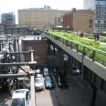 Highline parking garage