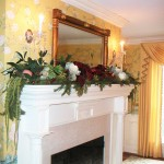 fireplace-holiday-decor
